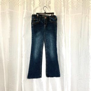 JUSTICE JEANS     GIRLS  12.5